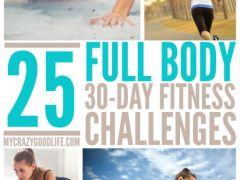 25 Killer 30 Day Full Body Workout Challenges Worth I