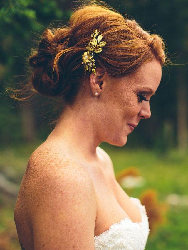 17 Best ideas about Messy Bun Wedding on Pinterest Messy