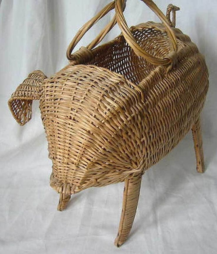 15 Best Images About KHInspiration Rattan Animals On