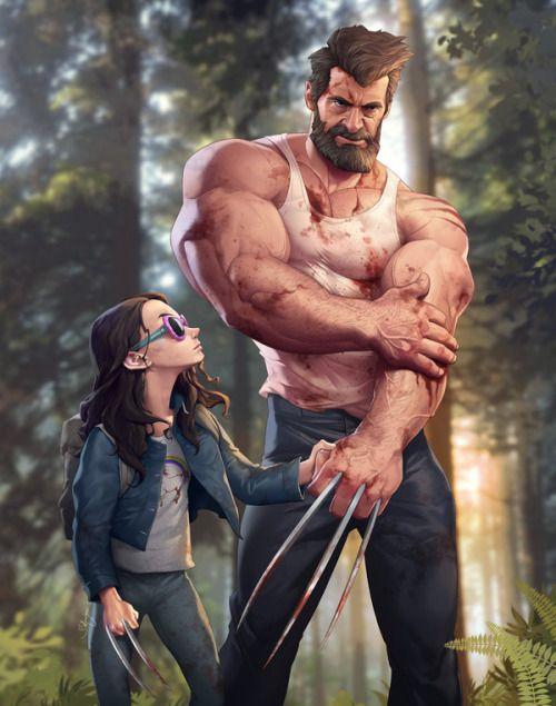 673 best Wolverine images on Pinterest