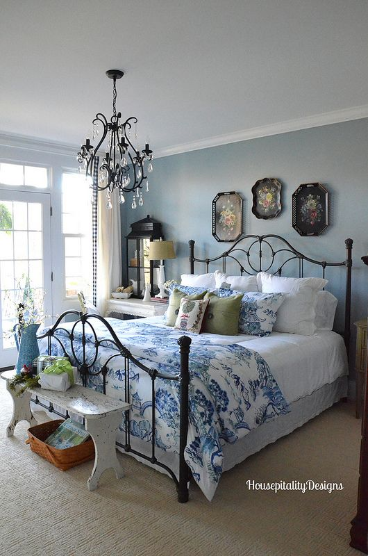Guest Room Christmas 2015 Housepitality Designs English Amp French Country Pinterest