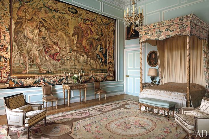 Louis Xvi, Armchairs And England