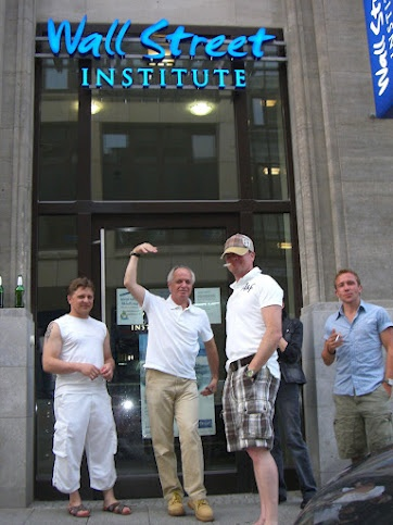 17 best images about wall street institute on pinterest on wall street english id=26740