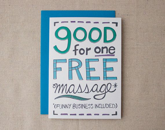 1000 Images About DIY Massage Gift Coupons On Pinterest