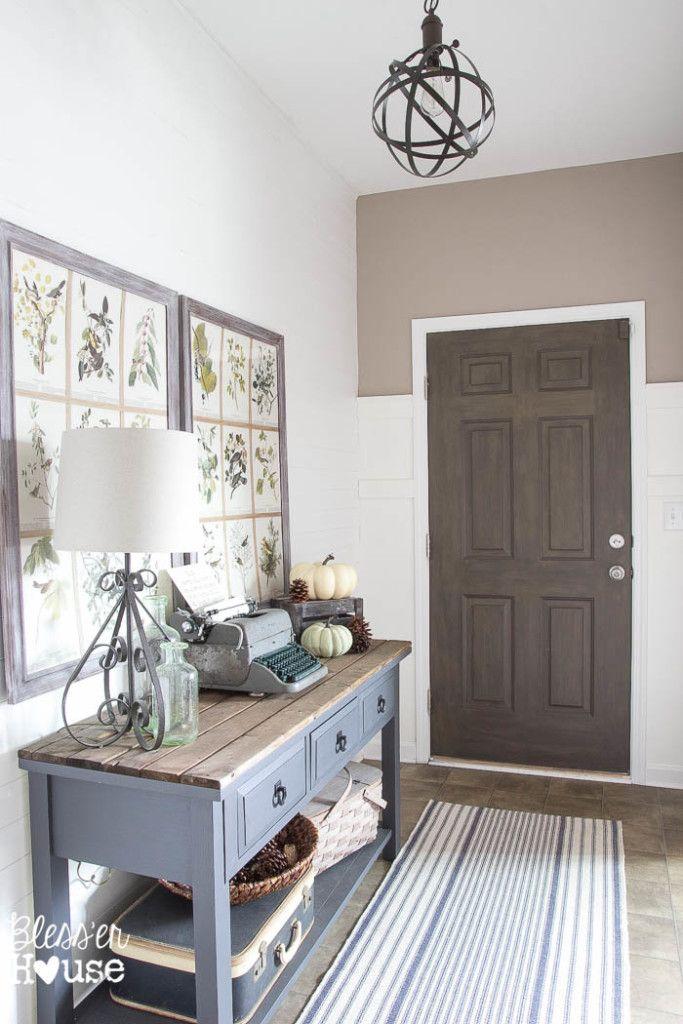 25 Best Faux Wood Paint Ideas On Pinterest Wood Garage