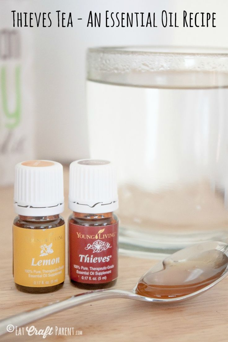 I literally stop a common cold in it's tracks with about five tiny drops of oil. Just five drops! Here's what I do…