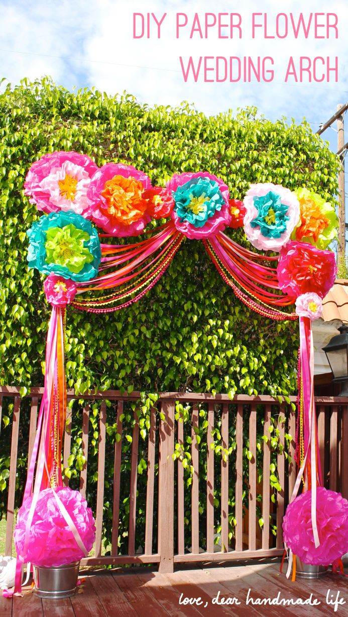 25 Best Ideas About Mexican Paper Flowers On Pinterest