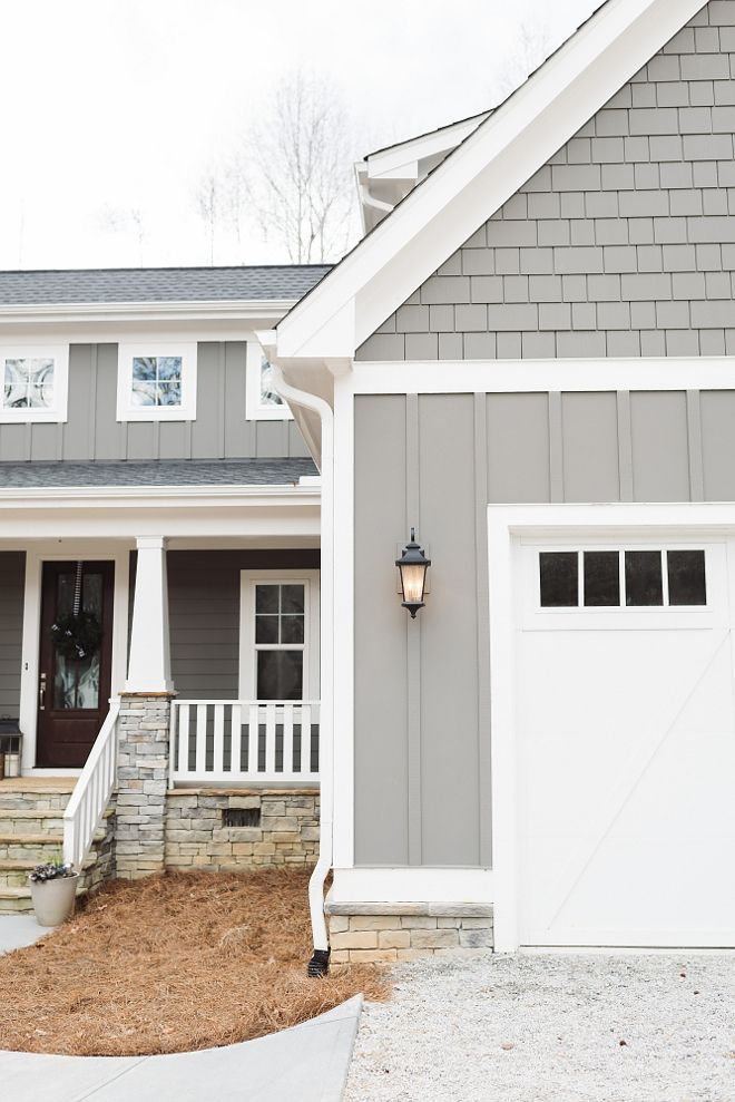 Homes Painted Grey Exterior Paint Ideas Lovely Gray