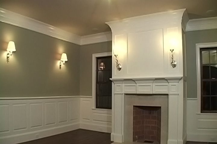 wall trim an impressive crown molding profile or on wall trim id=70513