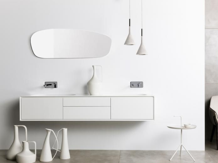 Bathroom Trends Black White Reece