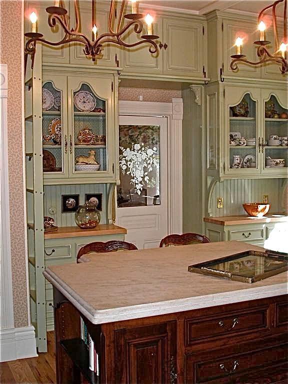 Sue Murphy Design Pretty Perfect Victorian Kitchen Kitchens
