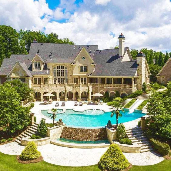 373 best images about Dream Homes II on Pinterest | House ...