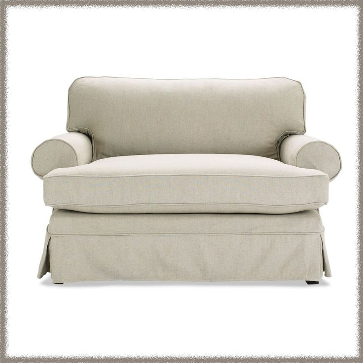 Accent Arm Chair Ottoman