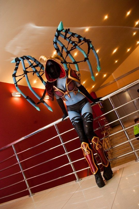 70 Best Images About Dota Cosplay On Pinterest