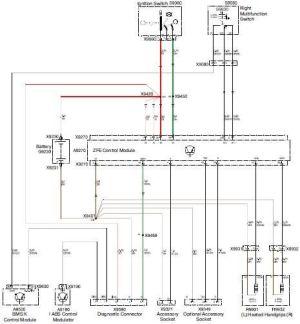Bmw k1200lt electrical wiring diagram #4 | k1200lt | Pinterest | Electrical wiring diagram, BMW
