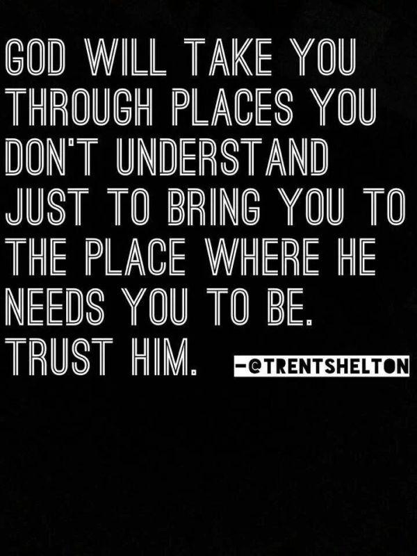 1000+ ideas about Trust Gods Plan on Pinterest   Gods Plan ...