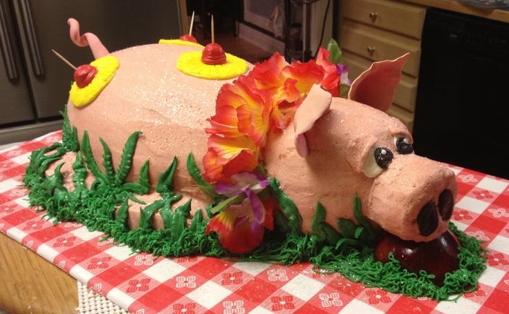 Animal Cake Decorating Ideas