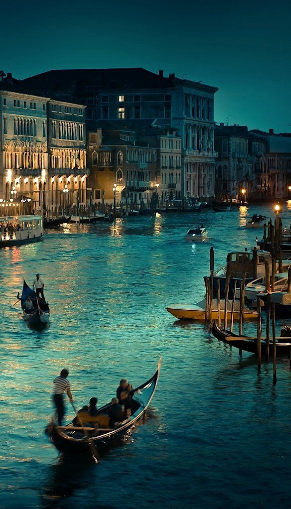 Venice along the Grand Canal Join this awesome new social network and you will have the opportunity to make money by referring other people and by creating content. Click here to join: www.tsu.co/datjohn after joining contact me on tsu and i will guide you on gaining head start.: