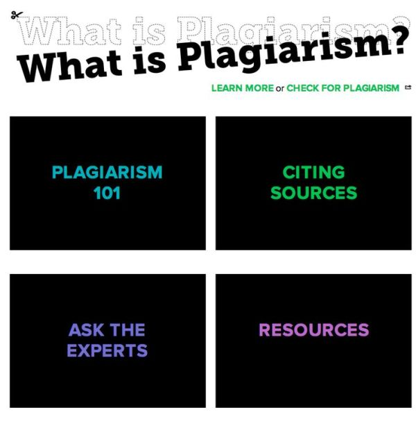 Teaching Middle School Students To Avoid Plagiarism - in ...