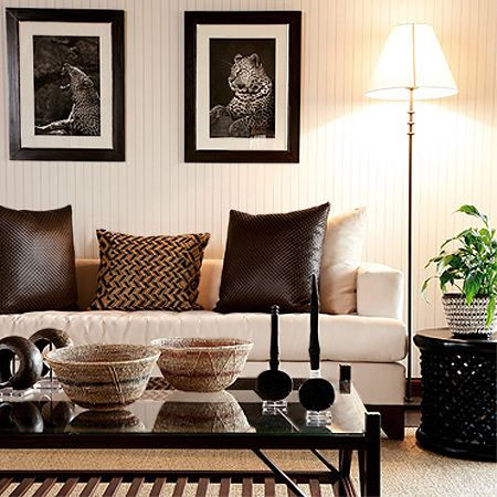 Contemporary African Interior Decor Design Home More Inspirations