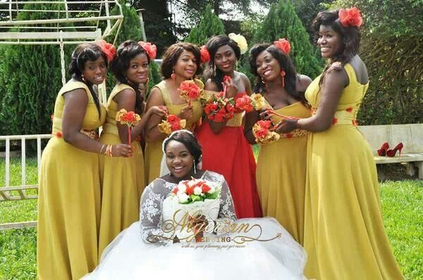 17 Best Images About Nigerian Wedding On Pinterest
