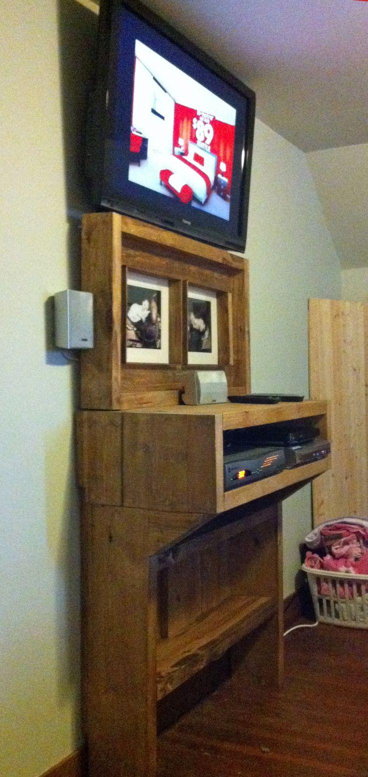 the bedroom tv shelf project wall mount tv shelf tv on wall shelves id=73102