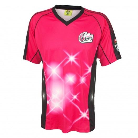 Sydney Sixers Jersey | BBL Jerseys | Pinterest | Shirts ...