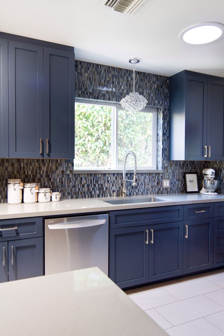 17 best images about colour at home blue on pinterest cobalt blue blue walls and blue and on kitchen cabinets blue id=16878