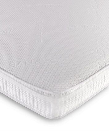 Suitable For Cot Beds This Mattress Features Pocket Springs Full Support And Adaptive That