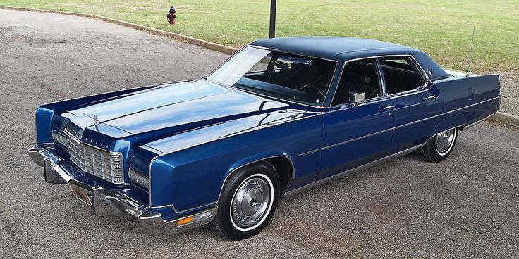 1973 Lincoln Continental For Sale Lincoln What A Luxury