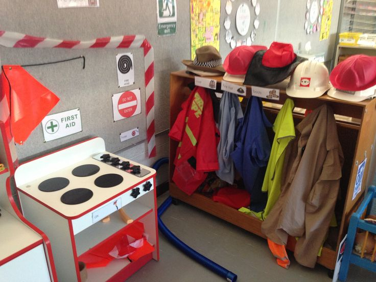 Firefighters Preschool Centers