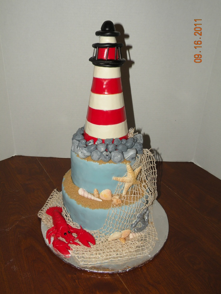 167 Best Images About Lighthouses Real And Cake Ideas