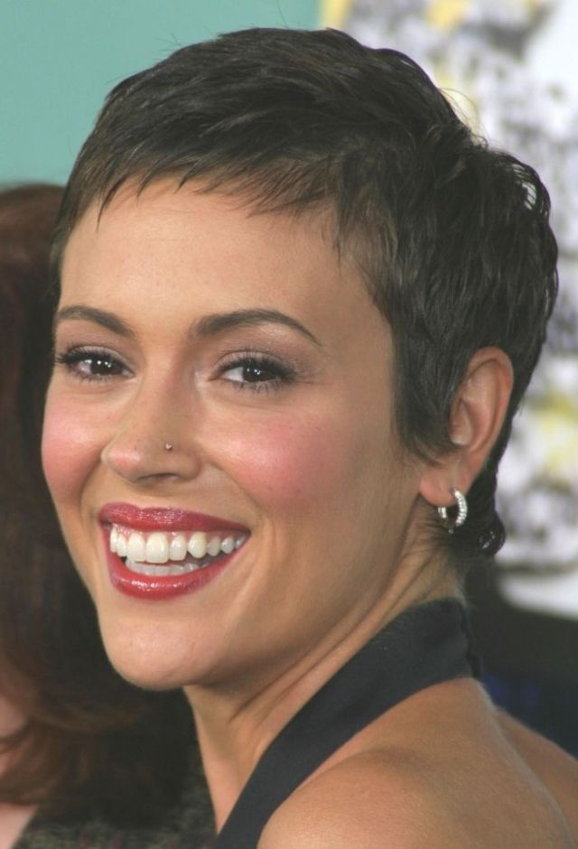 1000 ideas about Very Short  Hairstyles  on Pinterest