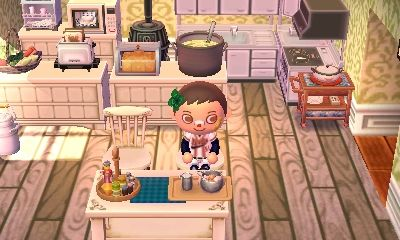 """acnl-homes: """"souphands little kitchen """" 