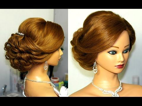 Hairstyles  Youtube  and Updo  on Pinterest