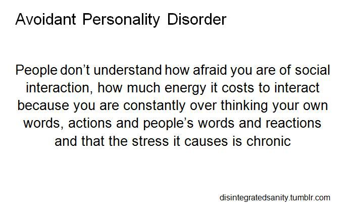1000+ Personality Disorder Quotes On Pinterest