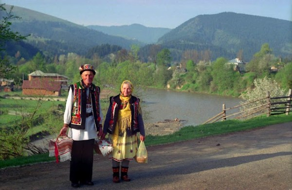 84 best images about Carpathian Mountain People on ...