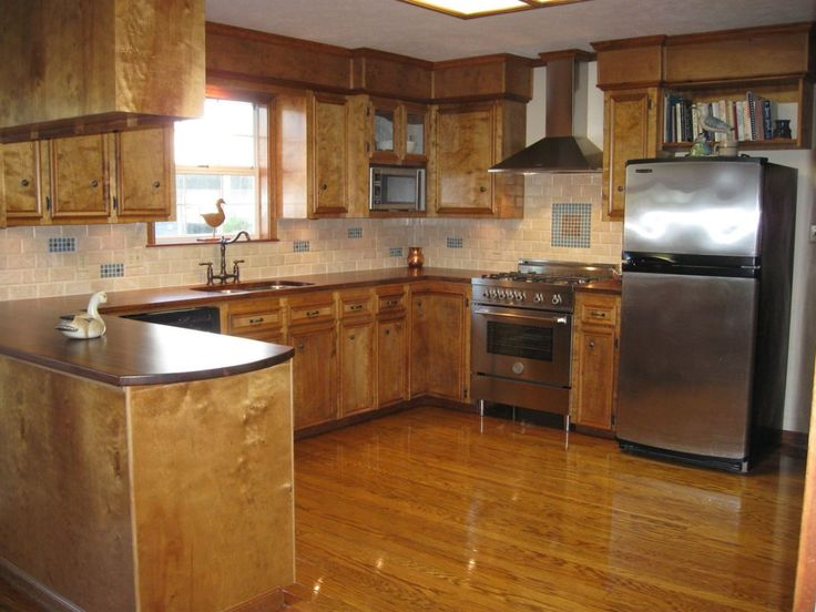 37 best images about raised ranch on pinterest on kitchen remodel ranch id=68176