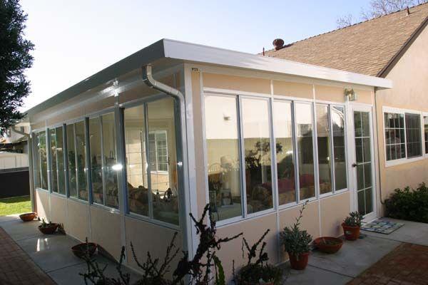 Big Patio Enclosure Design - Patio Design Ideas - 3271 ... on Cheap Patio Enclosure Ideas  id=67340