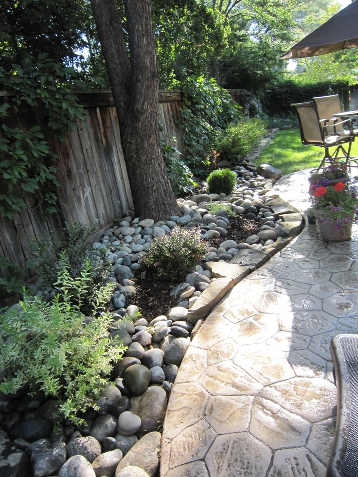 1000+ images about Narrow but Lovely - Side Yards on ... on Narrow Yard Ideas  id=13841
