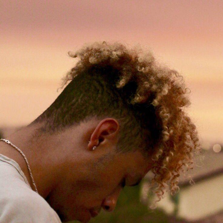 17 Best Images About Black Mens Hair Color Locs Etc