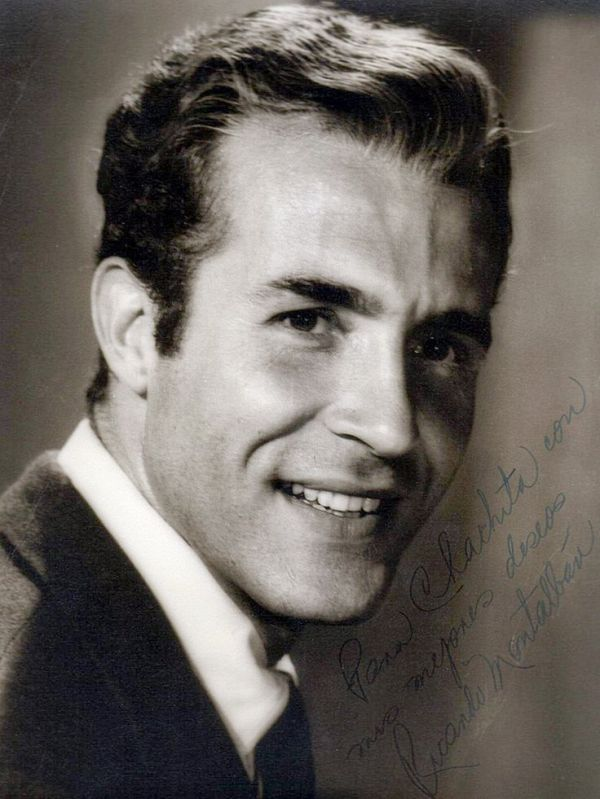 110 best images about Ricardo Montalban & Movies on ...