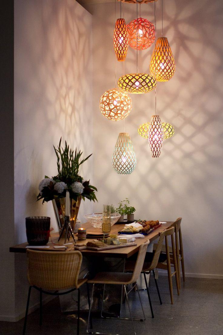 A Cluster Of David Trubridge Mini Lights Makes Everything Okay Image Via Backhouse1948