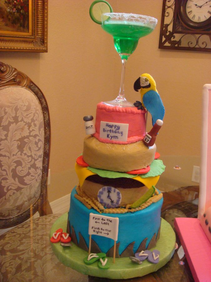1000 Images About Cake Design For Jimmy Buffet On Pinterest