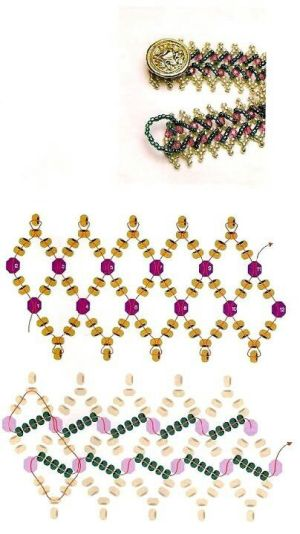 17 Best images about Bead diagrams on Pinterest | Free
