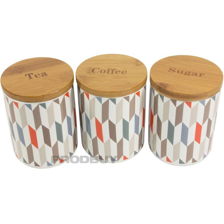 25 Best Ideas About Tea Coffee Sugar Jars On Pinterest