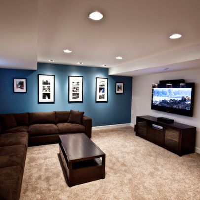 Brown Couch Design Ideas, Pictures, Remodel, and Decor – page 16
