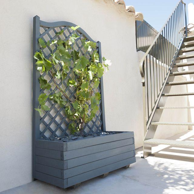 castorama jardiniere plastique gallery