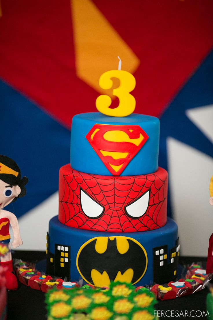 101 Best Images About Cakes Super Heroes On Pinterest