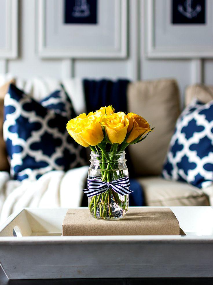 Best 20 Yellow Room Decor Ideas On Pinterest Spare